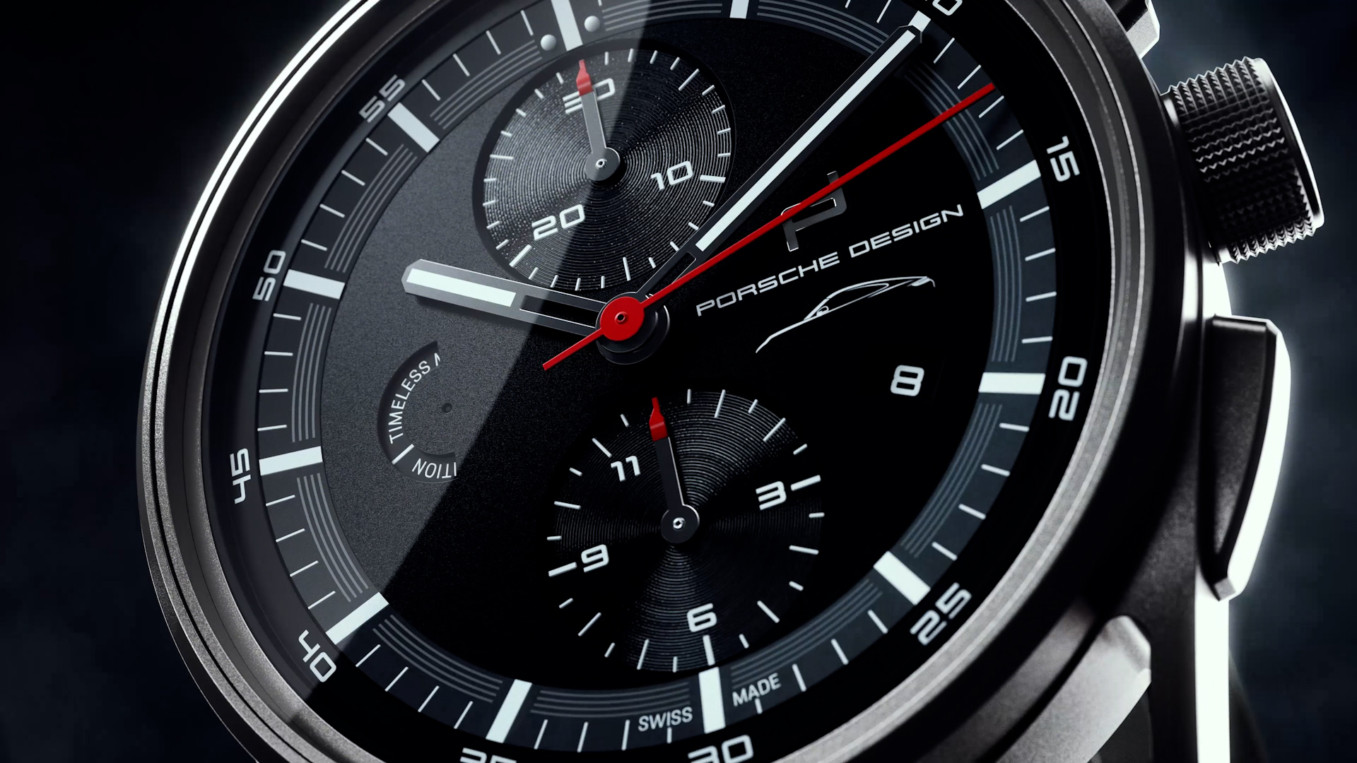 Porsche Design Timepieces