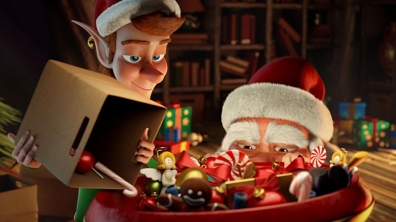 Santa & Klaus